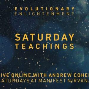 Saturday bi-weekly teachings